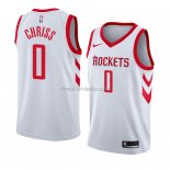Maillot Houston Rockets Marquese Chriss Association 2018 Blanc