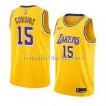 Maillot Los Angeles Lakers Demarcus Cousins Icon 2019-20 Jaune