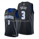 Maillot Orlando Magic Chuma Okeke Statement 2019-20 Noir