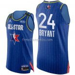 Maillot All Star 2020 Los Angeles Lakers Kobe Bryant Authentique Bleu