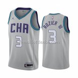 Maillot Charlotte Hornets Terry Rozier Iii Ville Edition Gris