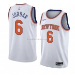 Maillot New York Knicks Deandre Jordan Statement 2018 Blanc