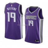 Maillot Sacramento Kings Troy Williams Icon 2018 Volet
