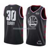 Maillot All Star 2019 Golden State Warriors Stephen Curry Noir