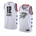 Maillot All Star 2019 Oklahoma City Thunder Steven Adams Blanc
