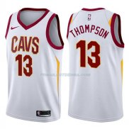 Maillot Cleveland Cavaliers Tristan Thompson Swingman Association 2017-18 13 Blancoo