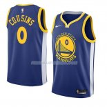 Maillot Golden State Warriors Demarcus Cousins Icon 0 2018-19 Bleu