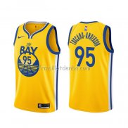 Maillot Golden State Warriors Juan Toscano-anderson Statement Or