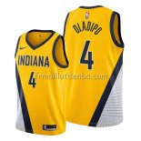 Maillot Indiana Pacers Victor Oladipo Statement Edition Jaune