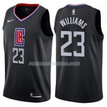 Maillot Los Angeles Clippers Lou Williams Statement 2018-19 Noir