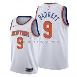 Maillot New York Knicks R.j. Barrett Association 2019-20 Blanc