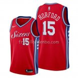 Maillot Philadelphia 76ers Al Horford Statement Rouge