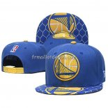 Casquette Golden State Warriors Bleu2