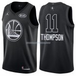 Maillot All Star 2018 Golden State Warriors Klay Thompson 11 Noir