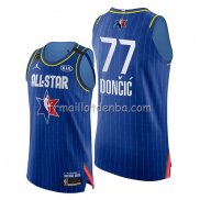 Maillot All Star 2020 Western Conference Luka Doncic Bleu