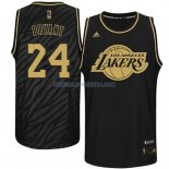 Maillot Basket Los Angeles Lakers Bryant 24 Noir 2013
