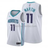 Maillot Charlotte Hornets Cody Martin Association Blanc