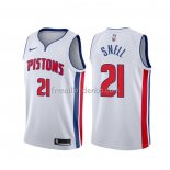 Maillot Detroit Pistons Tony Snell Association 2019-20 Blanc