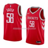 Maillot Houston Rockets Gerald Green Icon 2018 Rouge