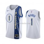 Maillot Indiana Pacers T.j. Warren Ville Blanc