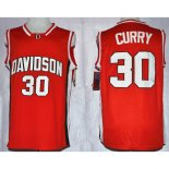 Maillot Basket NCAA Wildcat Stephen Curry 30 Rouge