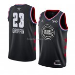 Maillot All Star 2019 Detroit Pistons Blake Griffin Noir