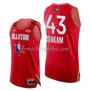 Maillot All Star 2020 Eastern Conference Pascal Siakam Rouge