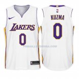 Maillot Basket Enfant Los Angeles Lakers Lonzo Ball Association 2017-18 0 Blanc