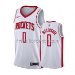 Maillot Houston Rockets Russell Westbrook Association 2019-20 Blanc