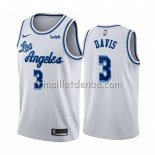 Maillot Los Angeles Lakers Anthony Davis Classic 2019-20 Blanc