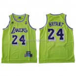 Maillot Los Angeles Lakers Kobe Bryant Vert