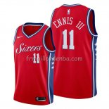 Maillot Philadelphia 76ers James Ennis Iii Statement Rouge