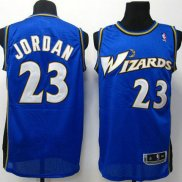 Maillot Basket Washington Wizards Jordan 23 Bleu