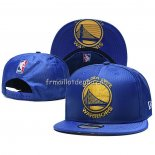 Casquette Golden State Warriors 9FIFTY Snapback Bleu Jaune