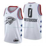 Maillot All Star 2019 Oklahoma City Thunder Russell Westbrook Blanc