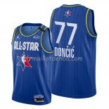 Maillot All Star 2020 Dallas Mavericks Luka Doncic Bleu