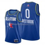 Maillot All Star 2020 Houston Rockets Russell Westbrook Bleu