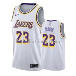 Maillot Los Angeles Lakers Anthony Davis Association 2019-20 Blanc