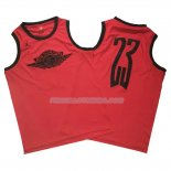 Maillot Michael Jordan Wings Special 23 Rouge