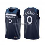 Maillot Minnesota Timberwolves D'angelo Russell Icon Bleu