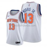 Maillot New York Knicks Marcus Morris Sr. Statement Blanc