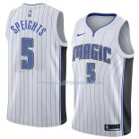 Maillot Orlando Magic Marreese Speights Association 2018 Blanc