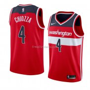 Maillot Washington Wizards Chris Chiozza Icon 2018 Rouge