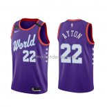 Maillot 2020 Rising Star Deandre Ayton World Volet