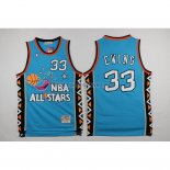 Maillot Basket All Star Ewing 33 Bleu 1996