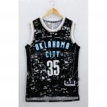 Maillot Basket Oklahoma City Thunder Durant 35 Noctilucent