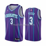 Maillot Charlotte Hornets Terry Rozier Hardwood Classics Volet