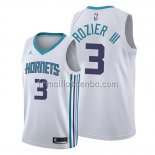 Maillot Charlotte Hornets Terry Rozier Iii Association Blanc