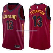 Maillot Cleveland Cavaliers Tristan Thompson Swingman Icon 2017-18 13 Rojo