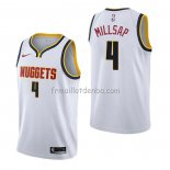 Maillot Denver Nuggets Paul Millsap Association Blanc